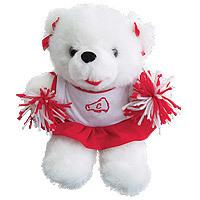 Latest Cheerleading Bears for Cheerleaders   Cheer Leaders Accessories   Scoop.it