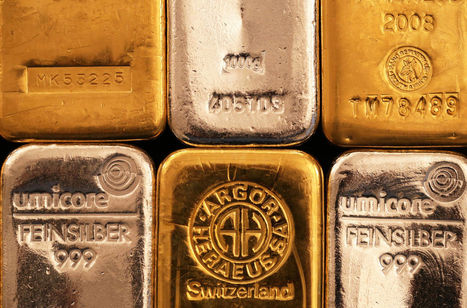 Deutsche Bank Withdraws From Gold Fixing in Commodities Cuts | Hidden financial system | Scoop.it