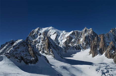 World's Largest Photograph is of Mont Blanc | What's new in Visual Communication? | Scoop.it