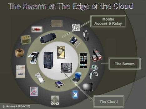 The Swarm at the edge of the Cloud - A New Face in Wireless | The Internet of Things | Scoop.it