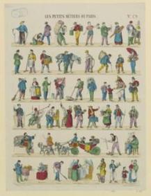 Travailleuses, travailleurs.... de Rennes, 1760 | GenealoNet | Scoop.it