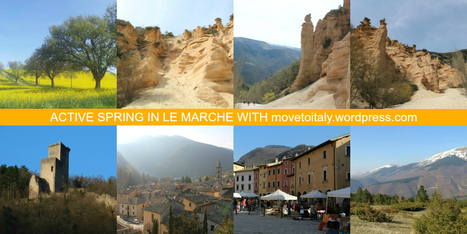 Active Spring in Le Marche: Lame Rosse, Frontignano and Visso | Le Marche another Italy | Scoop.it