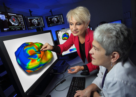 A new way to fix a broken heart: Virtual reality revolutionizes cardiac care | cool stuff from research | Scoop.it