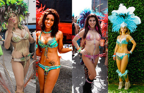 100 #Sexiest Shots From #Trinidad #Carnival 2012 | Commodities, Resource and Freedom | Scoop.it