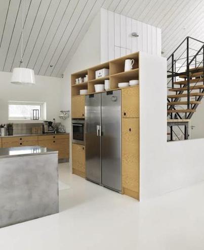 House Call: Annaleena's Swedish Kitchen : Remodelista | Rendons visibles l'architecture et les architectes | Scoop.it