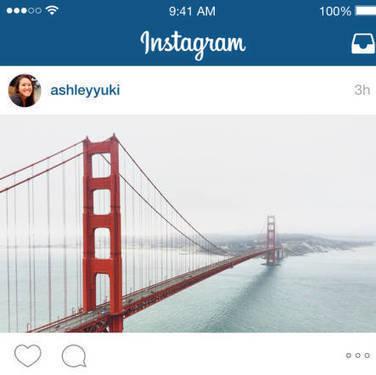 Instagram met fin au règne des photos carrées | Instantanés | Scoop.it