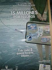 Retirada la campaña de la lotería 'Uno de cada tres quiere tocarte. Déjate' | Spain | Scoop.it