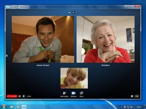 Videollamadas gratis: seis alternativas a Skype. | Recursos Humanos 2.0 | Scoop.it
