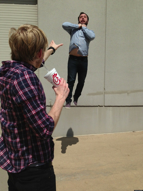 PICS: 'Vadering' Is The New Internet Photo Craze | Just for fun and entertainment | Scoop.it