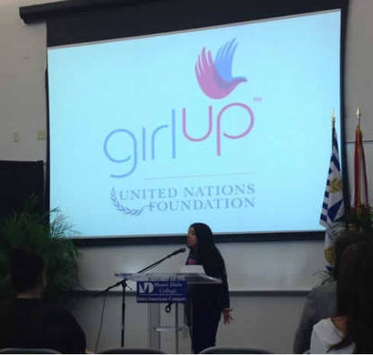The Girls Count Act of 2013: A Powerful Way to Fight Human Trafficking | GirlUp | United Nations Foundation | Uniting Girls to Change the World | Empowering Marginalized and Exploited Women in India | Scoop.it
