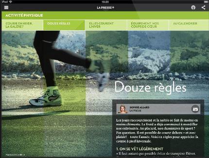 Courir en hiver, la galère? | course à pied au québec | Scoop.it