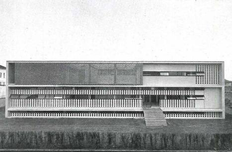 The Anti-tuberculosis Dispensary by Ignazio Gardella (1934-38) | The Architecture of the City | Scoop.it