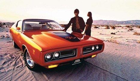 Los 10 mejores Muscle Cars de la historia   todo   Scoop.it