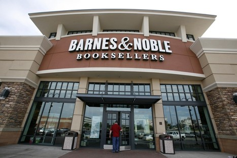 Barnes & Noble To Close Hundreds Of Stores | eBooks and digital publishing for business | Scoop.it