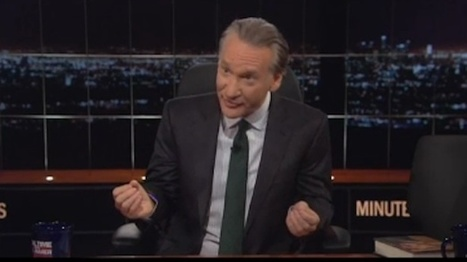 Maher on Hagel: Based on GOP statements 'the Israelis are controlling our government' | Daily Crew | Scoop.it