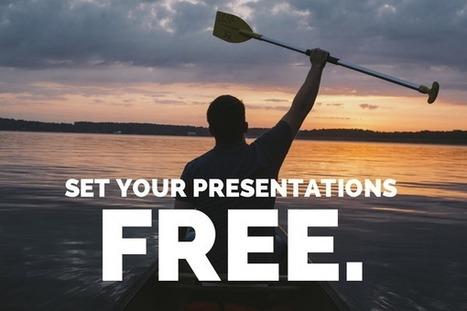 Prezi - Blog - Set Your PresentationFree   Mapping mindset   Scoop.it