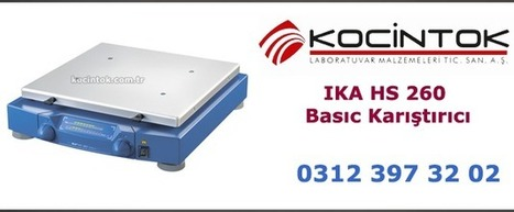 IKA HS 260 Basıc Karıştırıcı fiyatları,laboratuvar cihazları   Laboratuvar Cihazları Fiyatları   labmalzemeleri   Scoop.it