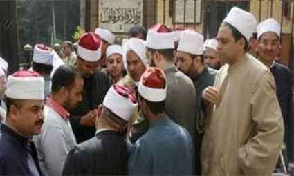"""Protestation des prédicateurs des Waqfs et le Ministère : « rien à faire""""   Égypt-actus   Scoop.it"""