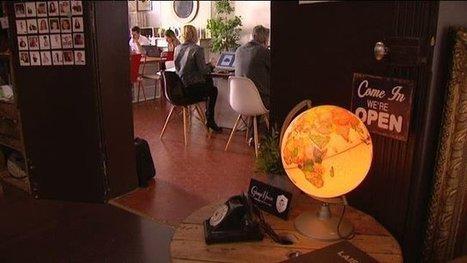 Avec le coworking, le travail change de dimension – France 3 | Coworking et engagements sociétaux | Scoop.it