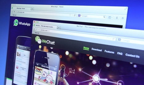 More than messaging: Why you should stop comparing WeChat to WhatsApp | Semantic web, contents, cloud and Social Media | Scoop.it