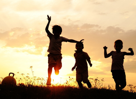 America's kids eating healthier, getting fitter | Grist | EL 4 Who We Are | Scoop.it
