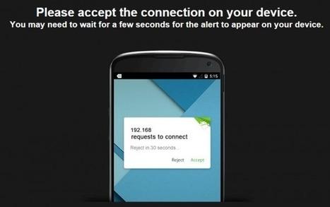 AirDroid : voici comment transférer vos fichiers et notifications entre un pc et une tablette Android | Trucs et bitonios hors sujet...ou presque | Scoop.it