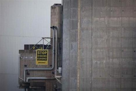 Greenpeace activists arrested in French nuclear break-in | Sustain Our Earth | Scoop.it