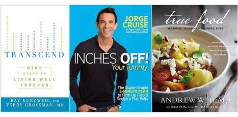 Jorge Cruise: How to Find the Right Diet Book For You | Amazing Book Features | Scoop.it