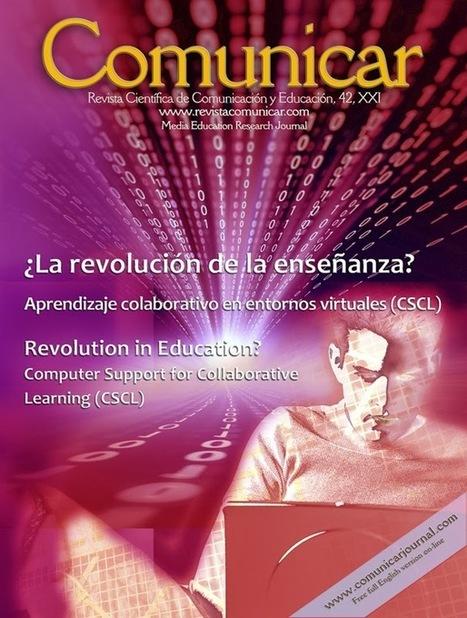 ¿La revolución en la enseñanza? Aprendizaje colaborativo en entornos virtuales | ABP en Secundaria | Scoop.it