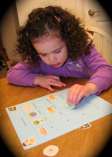Play Syllable Games to Develop Prereading Skills in Spanish {Printable Game} | Preschool Spanish | Scoop.it