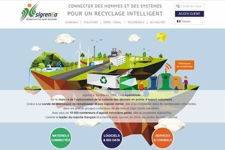 [Smart cities] L'IoT change la donne dans le business de la gestion et du tri des déchets | Objets connectés et internet des objets | Scoop.it
