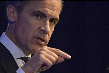 EXCLUSIVE: Bank of England Governor: 'It's time to get spending' | Becket Economics | Scoop.it