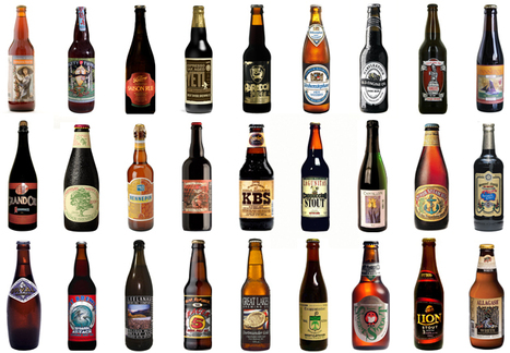 A Guide to Different Types of Beer | Beverage News | Scoop.it
