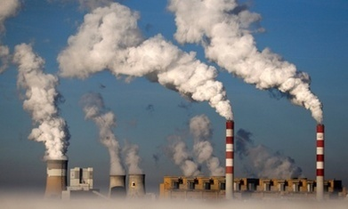 EU leaders agree to cut greenhouse gas emissions by 40% by 2030 | my universe | Scoop.it