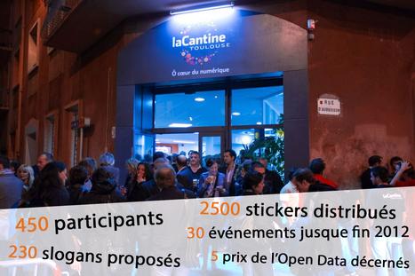 Retour sur l'inauguration de La Cantine Toulouse ! | Teletravail et coworking | Scoop.it