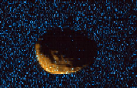 MAVEN: ecco Fobos in ultravioletto | Space & Astronony | Scoop.it