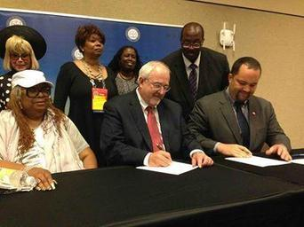 FEMA & NAACP: Partnering to Empower Preparedness for All | FEMA.gov | Sports Facility Management.4366144 | Scoop.it