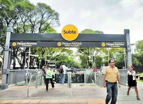 Gentrificación, movilidad, transporte. Buenos Aires | Espacios Multiactorales | Scoop.it