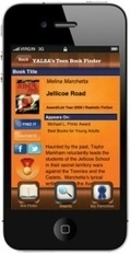 YALSA Updates Teen Book Finder App with 2013 Titles | Books | Scoop.it