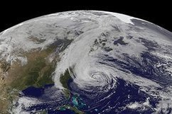 Was Hurricane Sandy caused by climate change? › News in Science (ABC Science) | anti dogmanti | Scoop.it