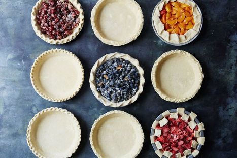 9 Ways to Snazzy Up Your Pie Edges | Best Recipes & Healthy Food | Scoop.it