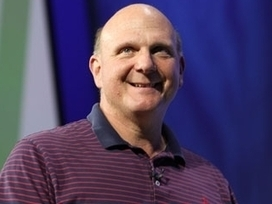 Windows as open source? Ballmer says Microsoft made a mistake in making ... - Computerworld (blog)   technology   Scoop.it