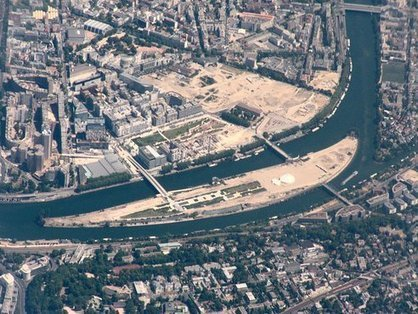 Turning an Abandoned Industrial Island into a Green Cultural Center in Paris | Transition Culture | Scoop.it