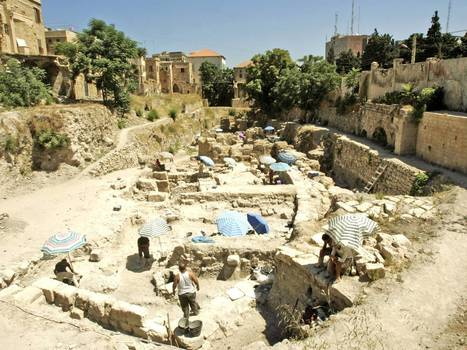 Ancient Sidon: Sifting through the city's deadly history - The Independent | ancient history | Scoop.it