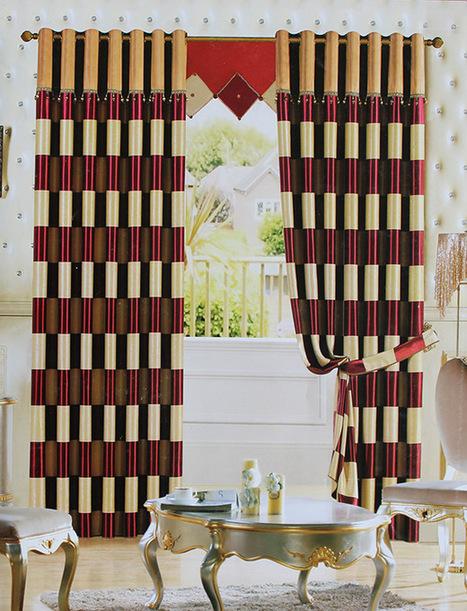 rèm vải với họa tiết tinh tế tạo sự sang trọng cho căn phòng bạn | Rèm vải , rèm cửa , rèm văn phòng -remzada | Scoop.it