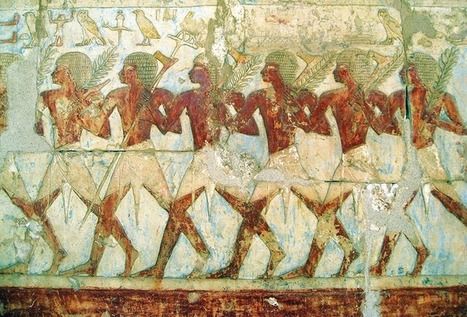 THE LAND OF PUNT | Cultural Geography | Scoop.it