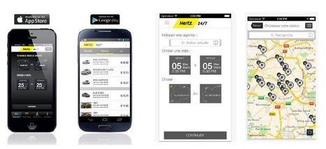 Location de voitures : Hertz inaugure sa 1ère agence digitalisée à ... - TourMaG.com | Relation clients digitale  - digitalisation | Scoop.it