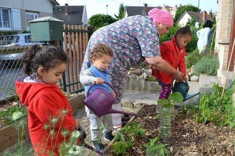 Pas un jardin d'enfants... Un jardin PAR les enfants. Et en permaculture, s'il vous plait | Nouveaux paradigmes | Scoop.it