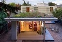 Gorgeous Green-Roofed 2 Bar House Springs Up in Menlo Park, CA | Vertical Farm - Food Factory | Scoop.it