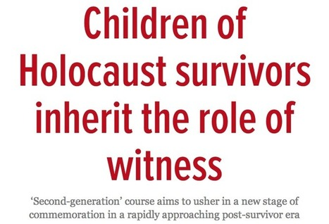 "The Realist Report: Children of ""Holocaust survivors"" being groomed to perpetuate weaponized historical narrative 
